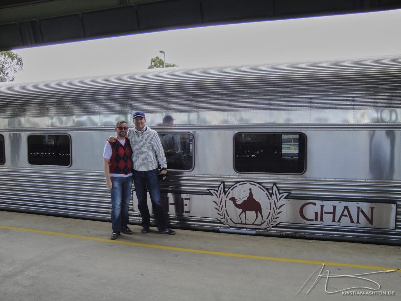 Kristian and Ralph by The Ghan