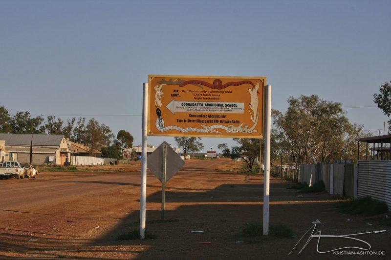 Oodnadatta - Australia's hottest and driest town!