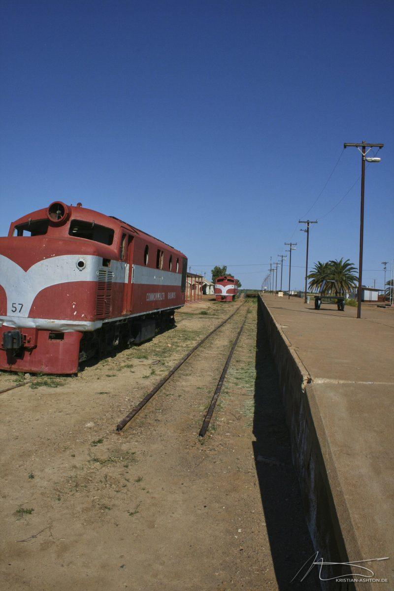 Marree - the old Ghan route