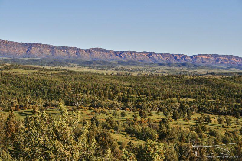 The Flinders Ranges - Rawnsley Park Station