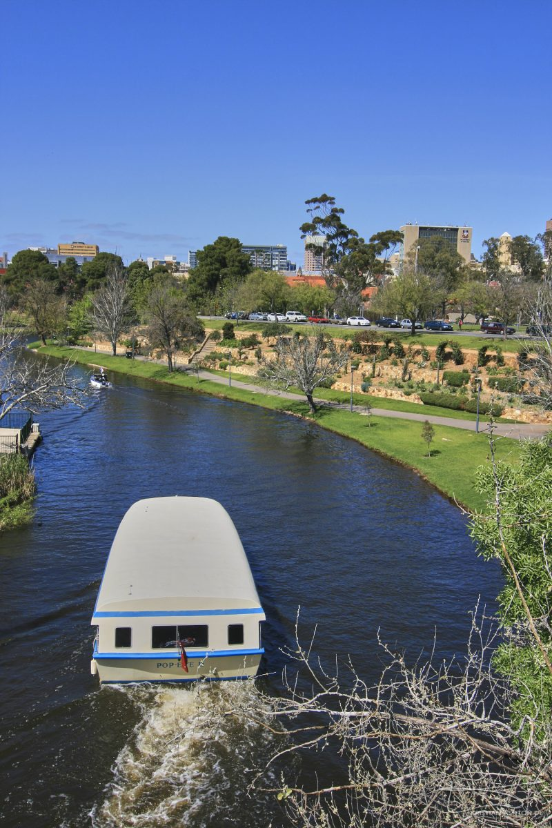 The river Torrens