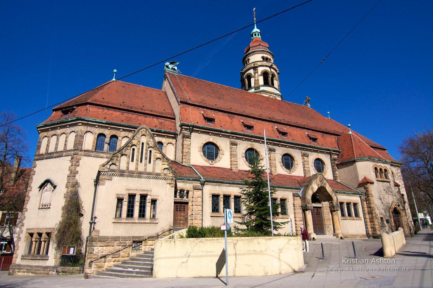 The Markus church