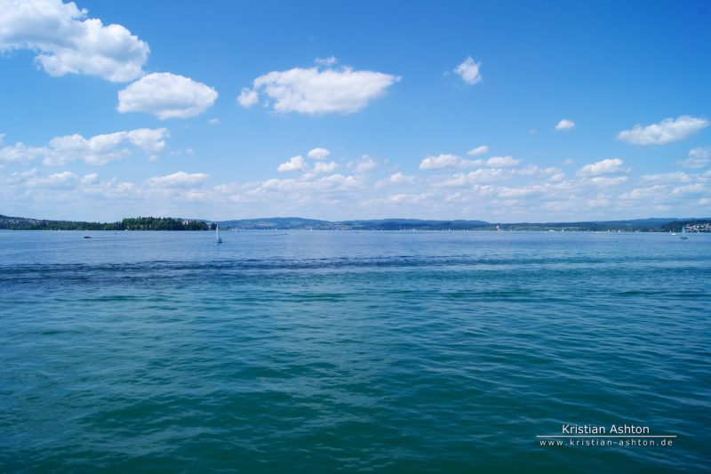 Lake Constance ferry from Konstanz to Meersburg