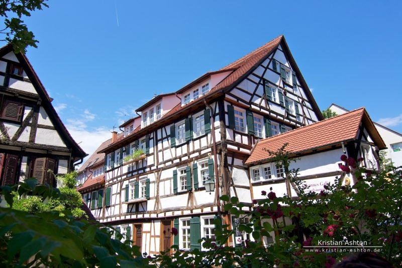The nun's house in Tübingen