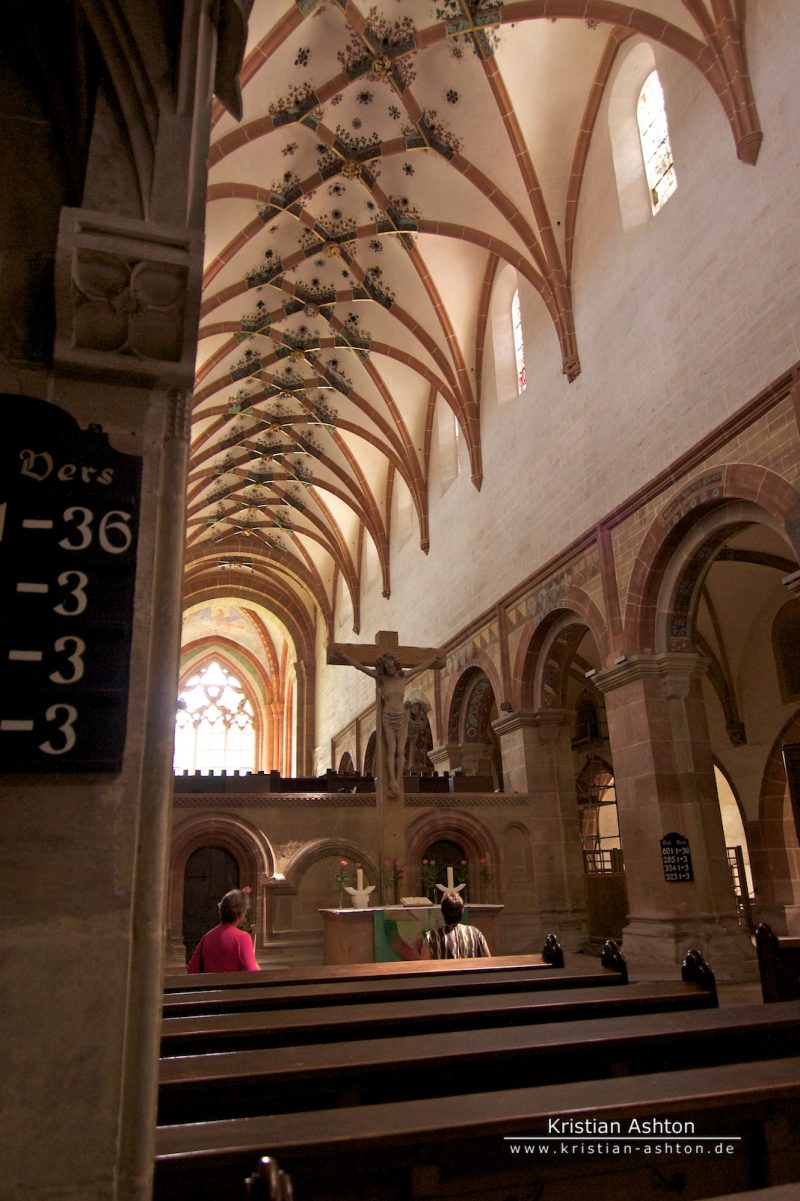 Maulbronn monestary - listed by the UNSECO as world cultural heritage