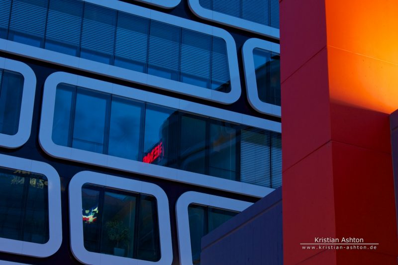 """The impressive """"Z-UP"""" building"""