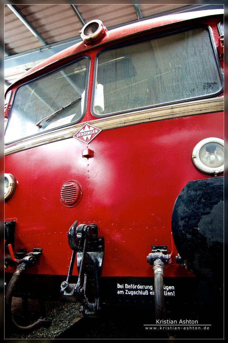 Rail bus