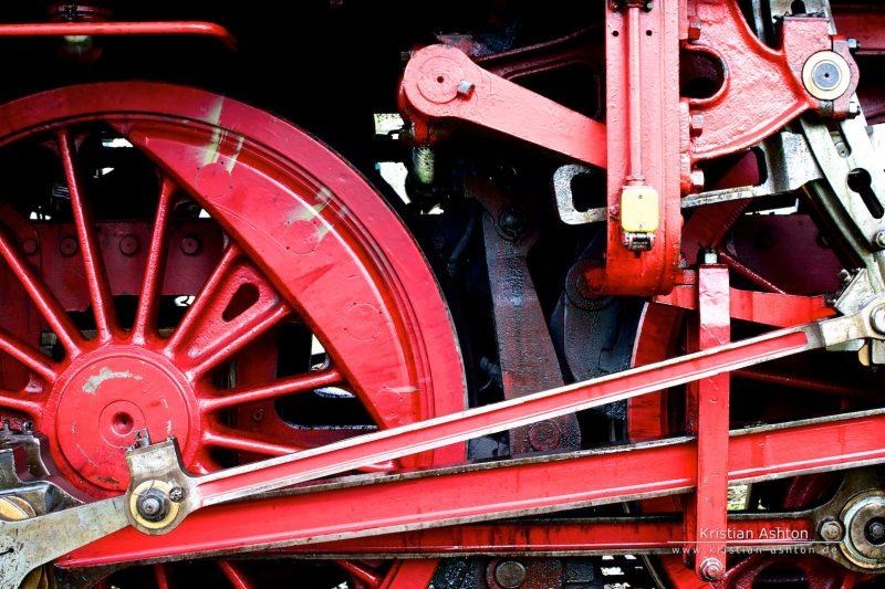 Steam loco 064 419-5 at Schorndorf station