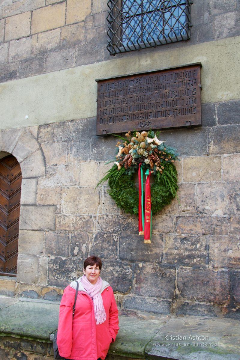 Mum in Esslingen am Neckar
