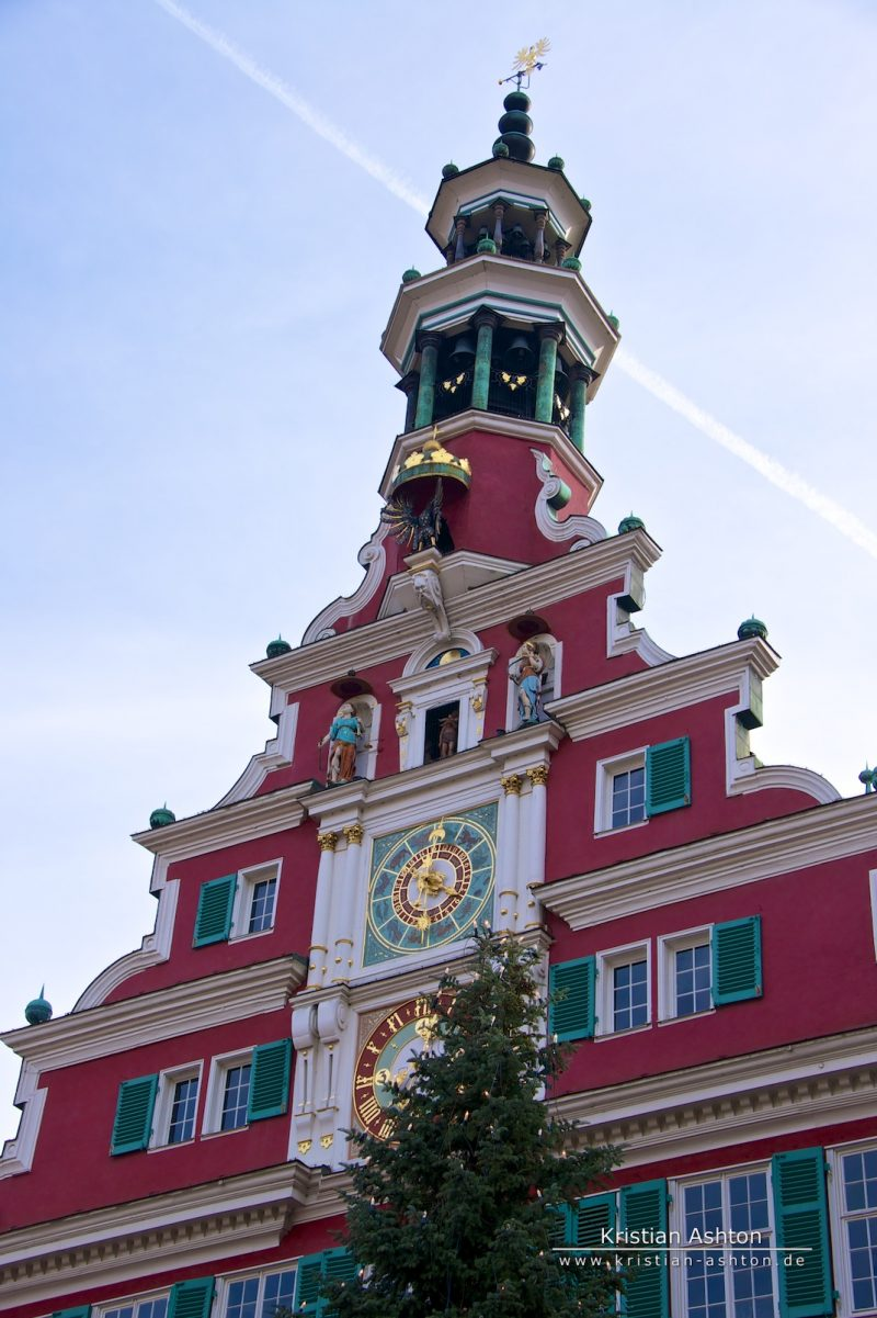 The Esslingen town hall