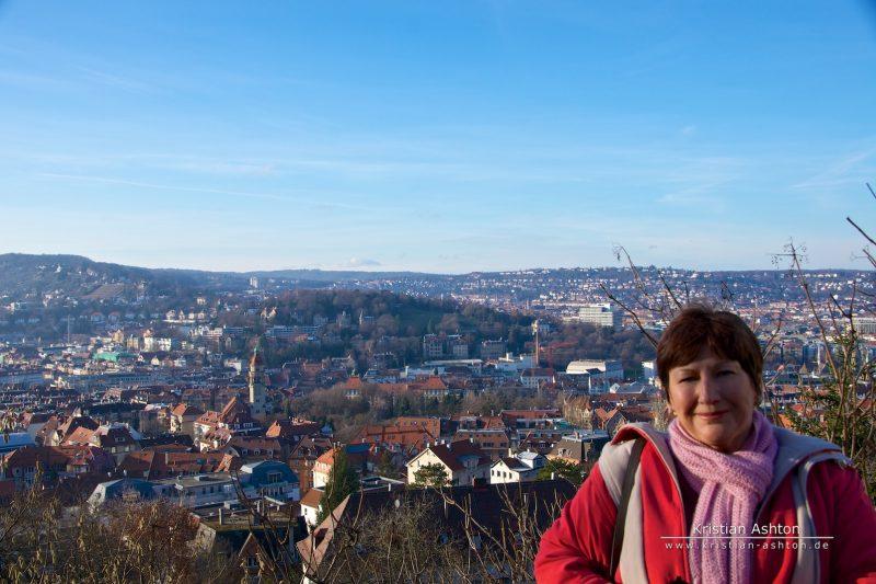 Mum in Stuttgart South