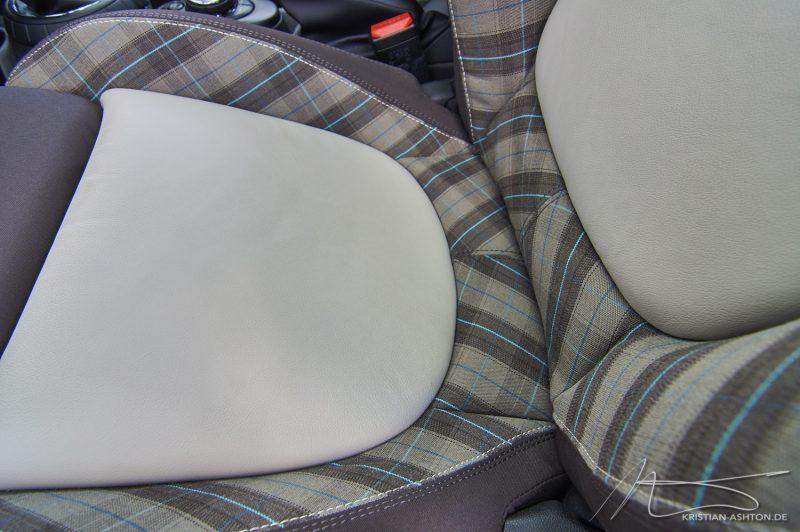 Monty II's seats