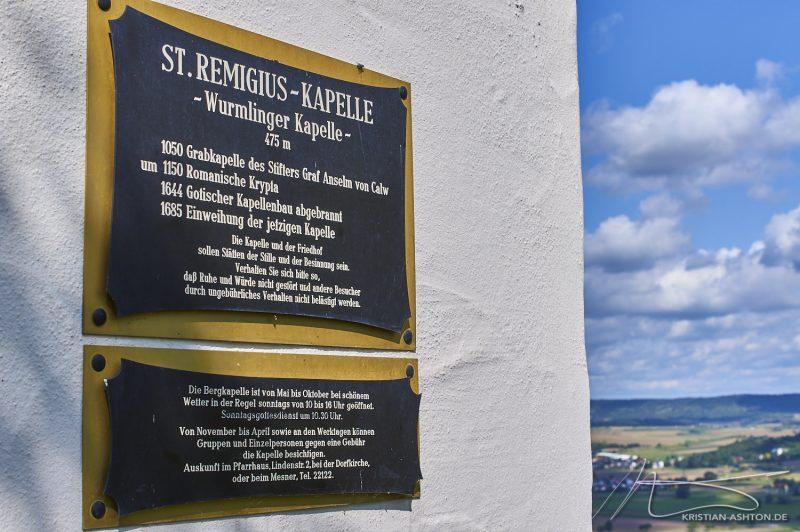 The famous Wurmlinger Chapel