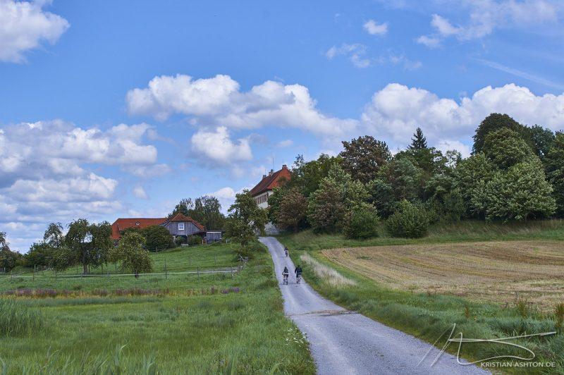 On the way back to Wurmlingen