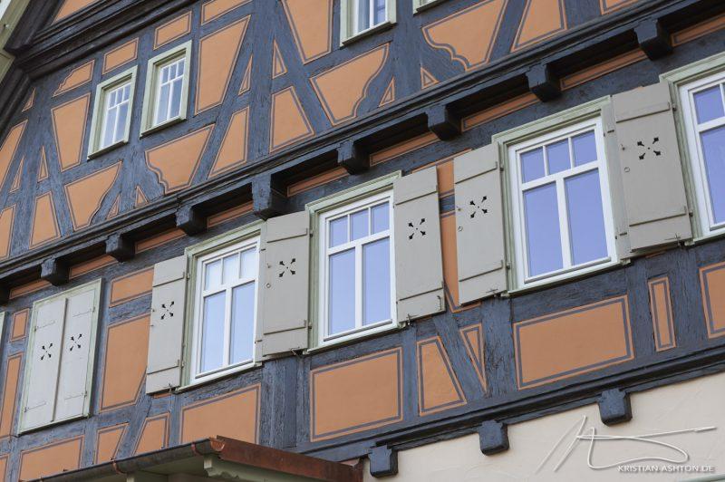 Our house facade