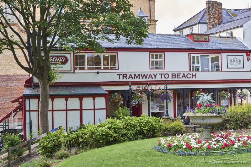 Scarborough - the Tramway