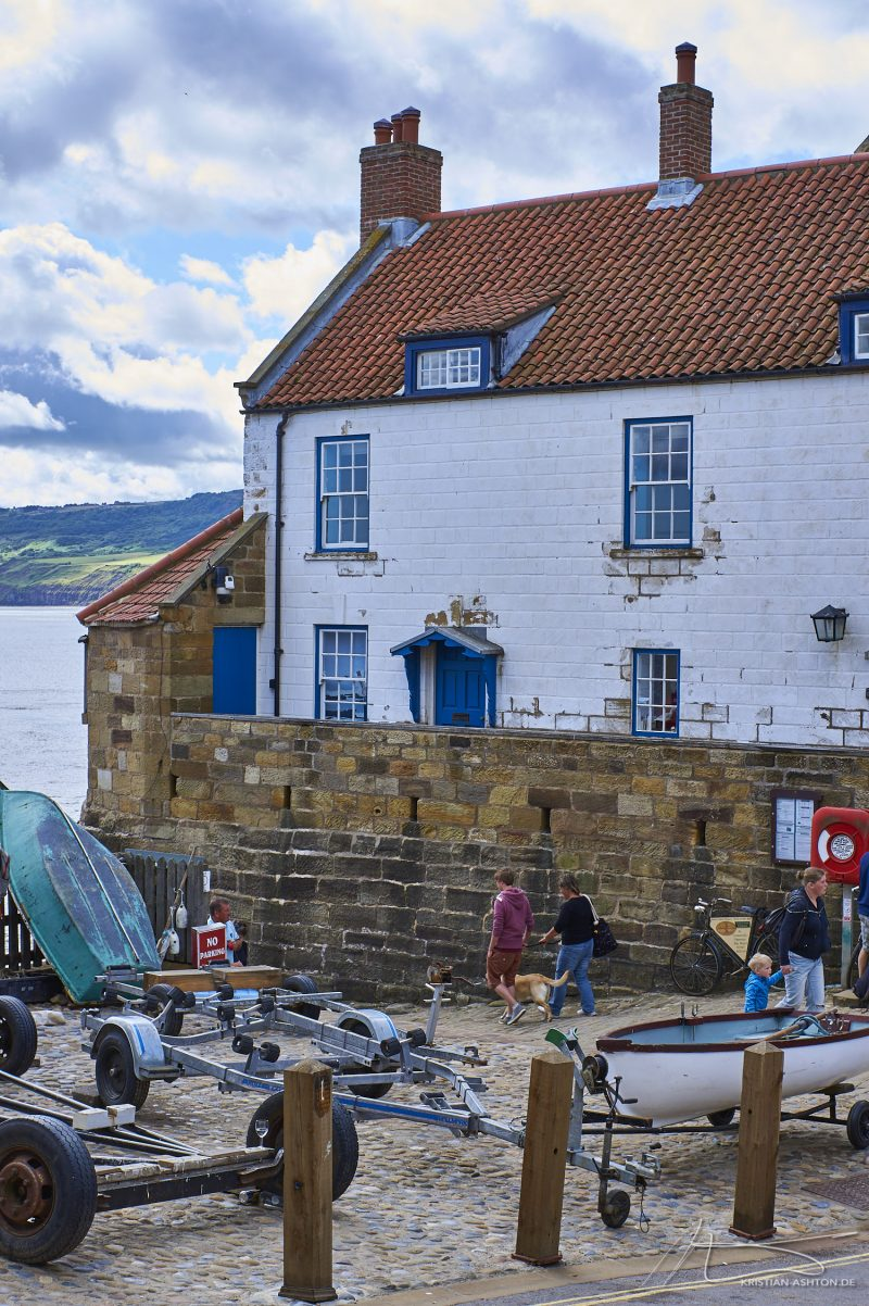 Robin Hood's Bay - Our holiday apartment