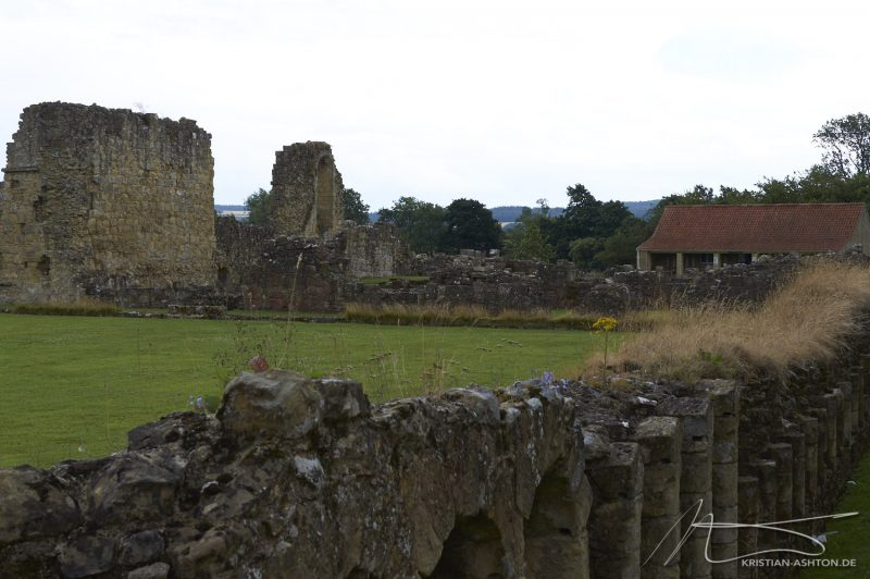 Byland Abbey - Built around 1155