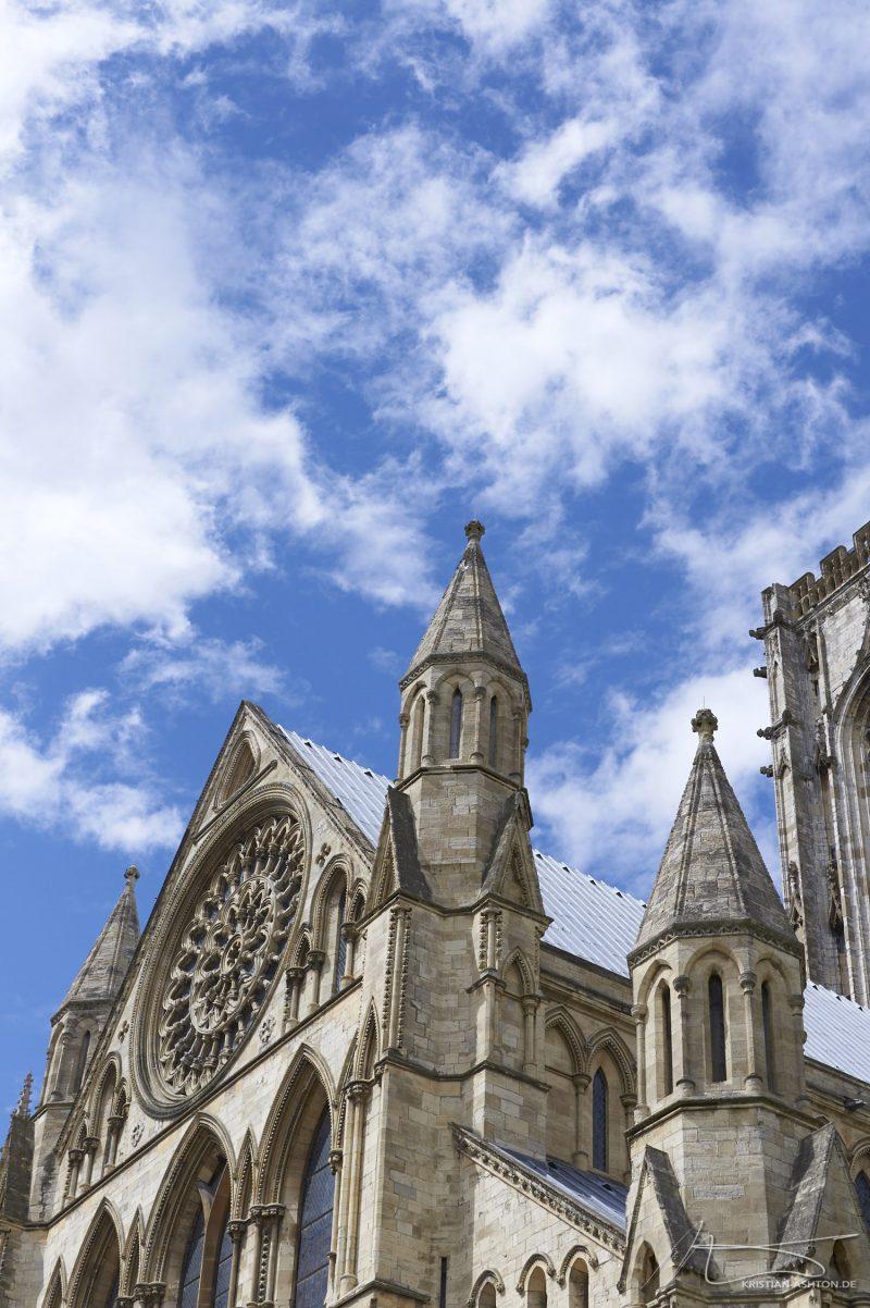 York - The wonderful York Minster