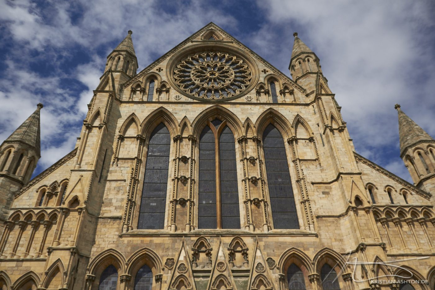 York - The wonderful York Minster