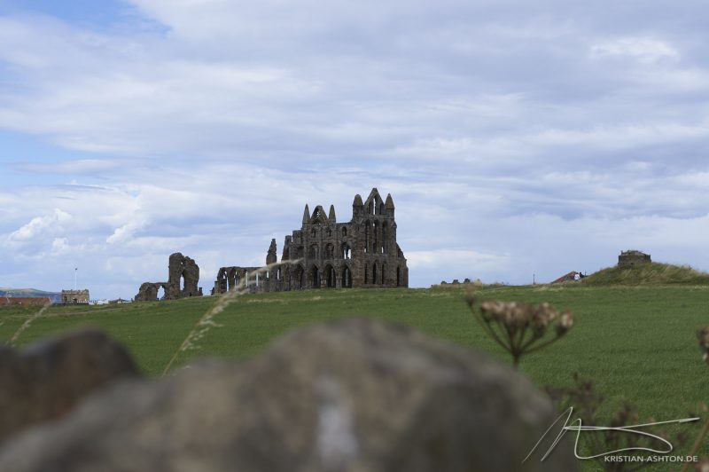 Whitby - The famous Whitby Abbey