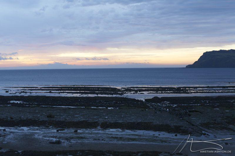 Robin Hood's Bay - Sunset