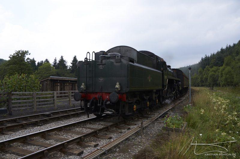 Levisham station - North York Moors Railway (NYMR)