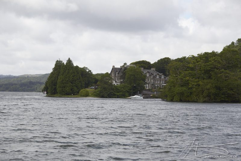 Lake District - Windermere - England's largest natural lake