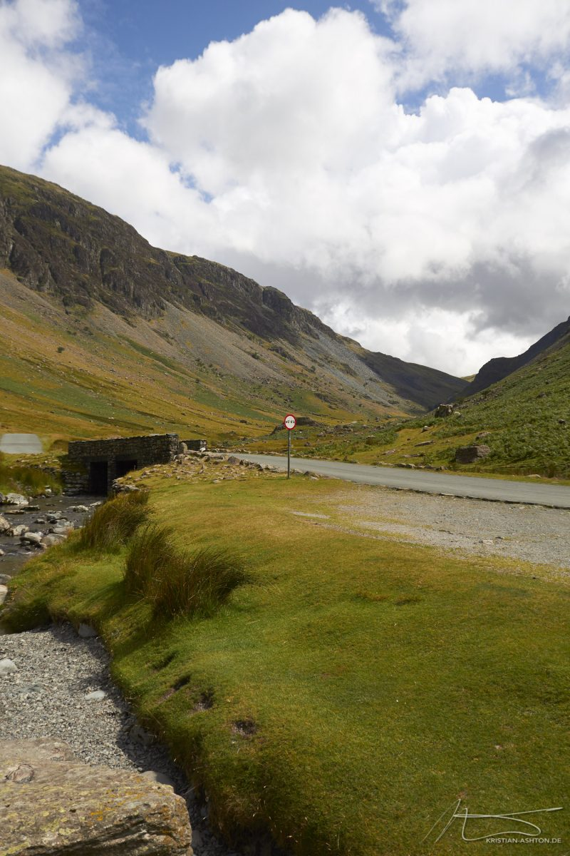 Lake District - Honister Pass