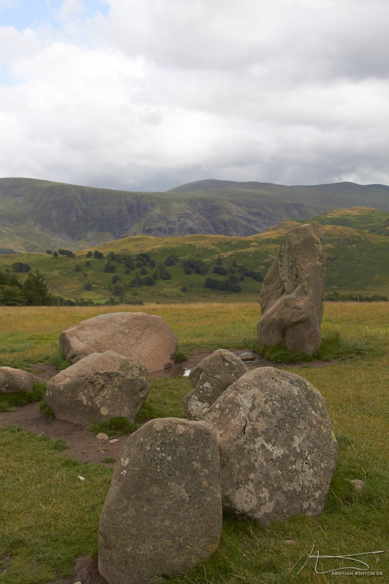 Lake District - Castlerigg stone circle