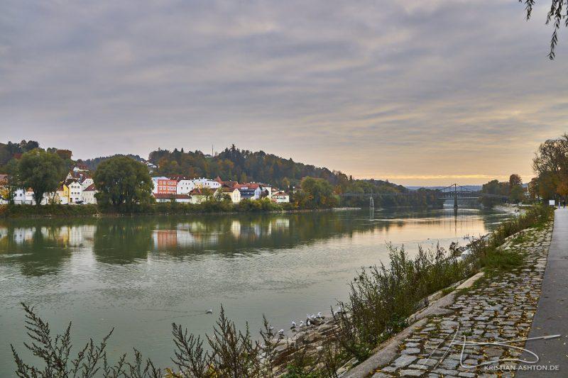 Inn promenade looking towards Innstadt