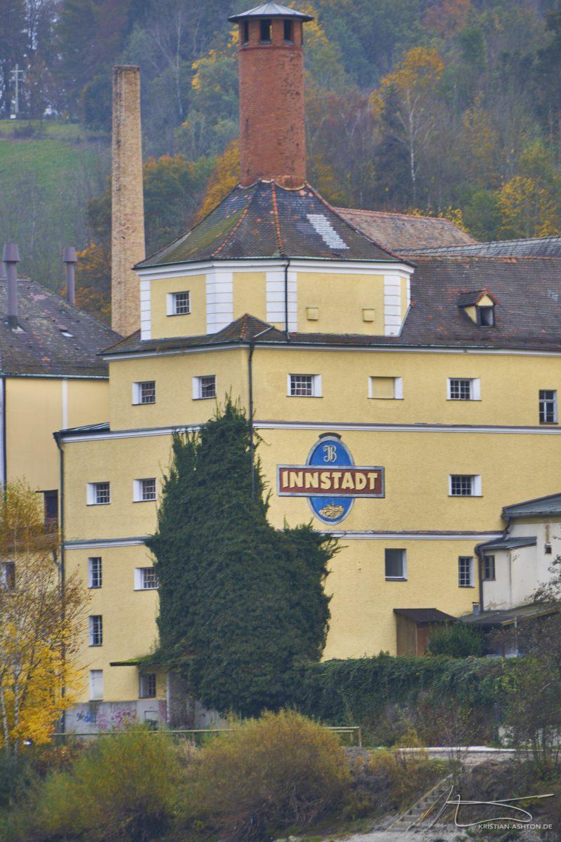 Inn quay looking towards the Innstadt Brewery