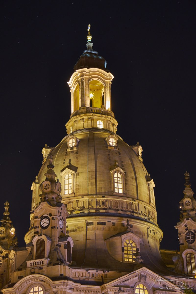 "The Frauenkirche ""Church of Our Lady"""