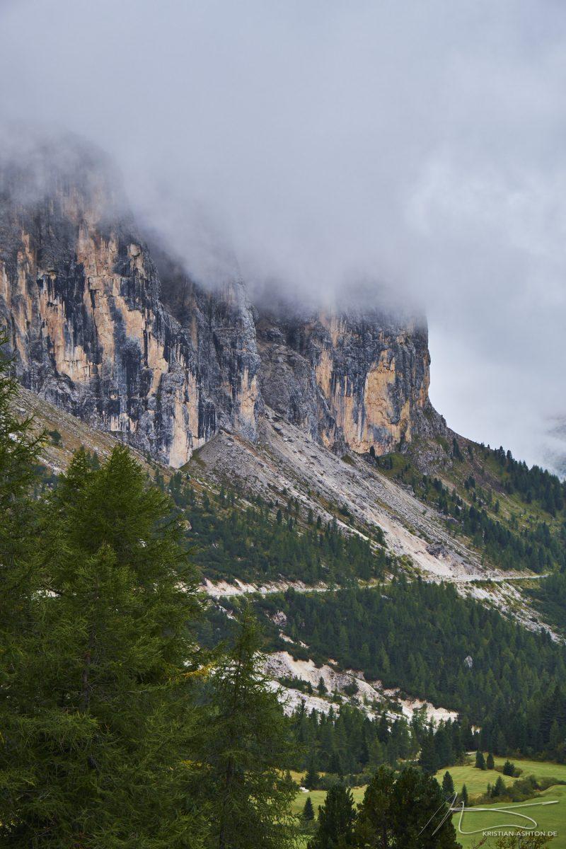 The Gardena Pass