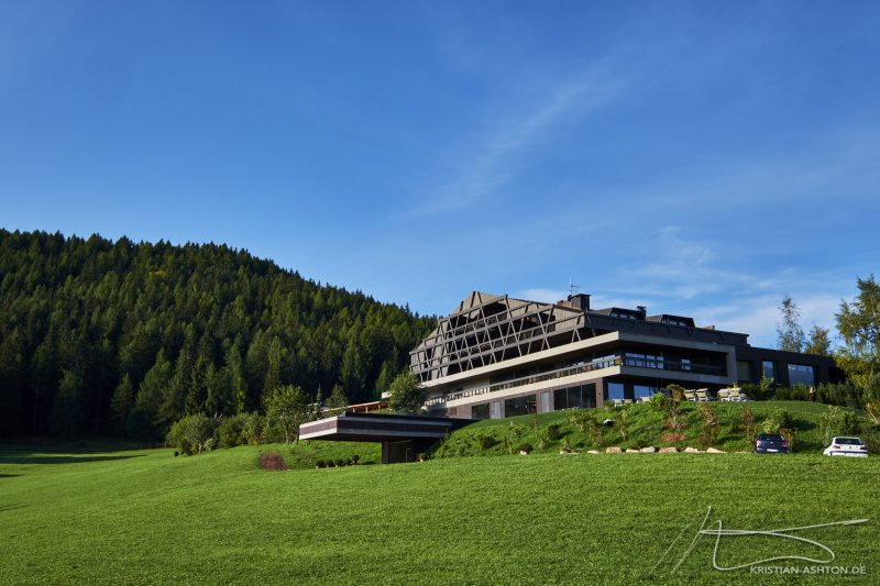 Hotel Pfösl - our home away from home