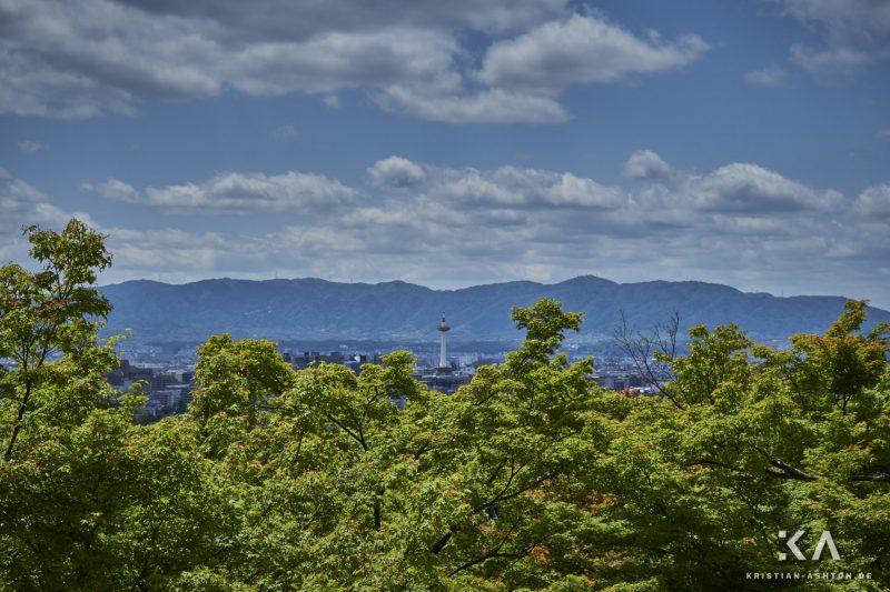 Kiyomizu-dera temple site