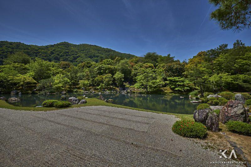 Tenryu-ji temple site