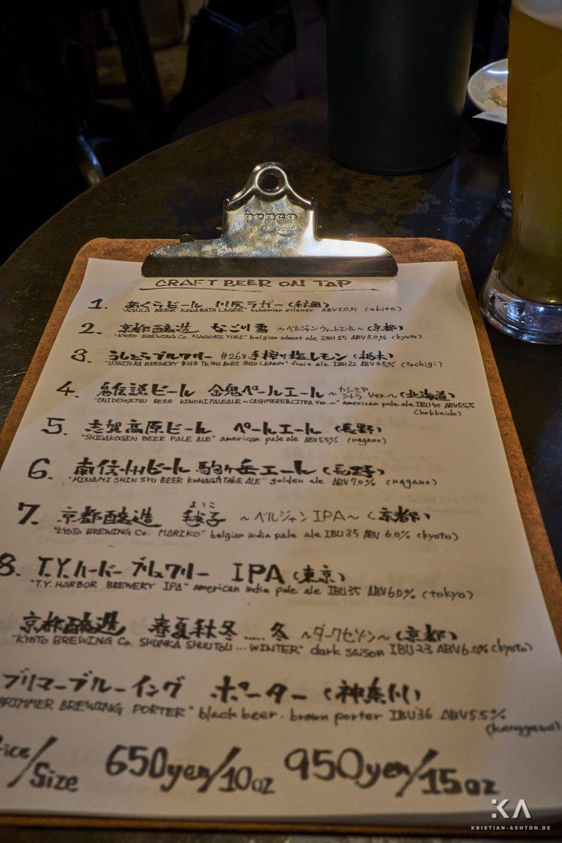 Bungalow craft-beer restaurant