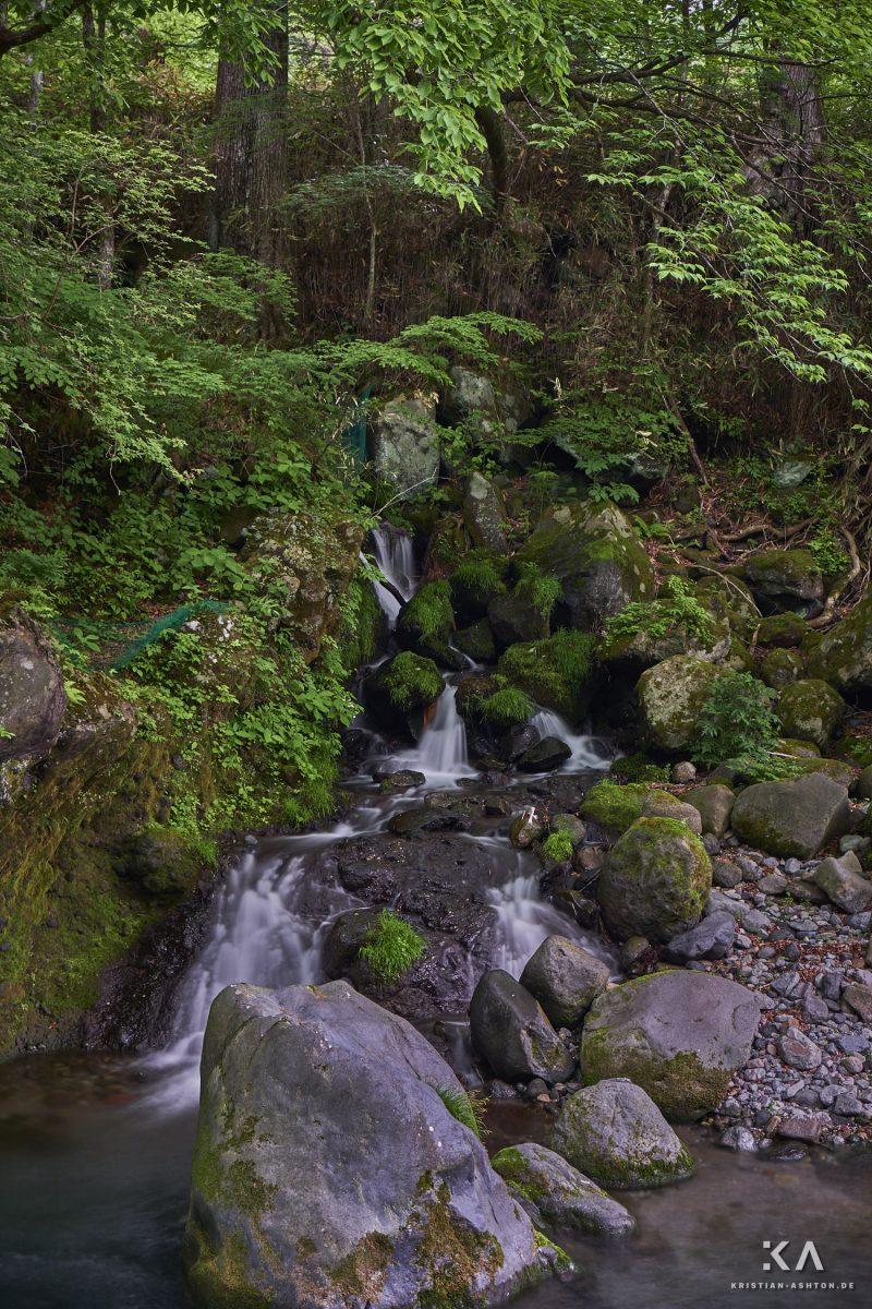 The Kanman-ga-fuchi Abyss
