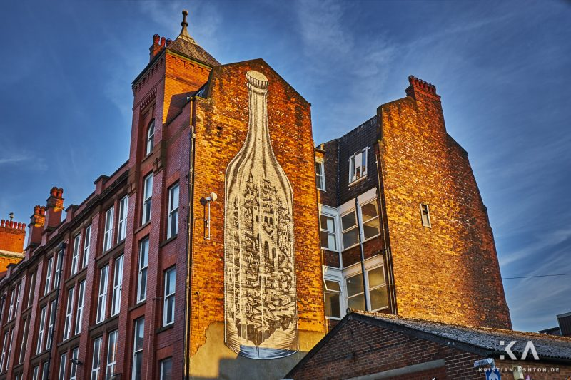 Manchester wall art