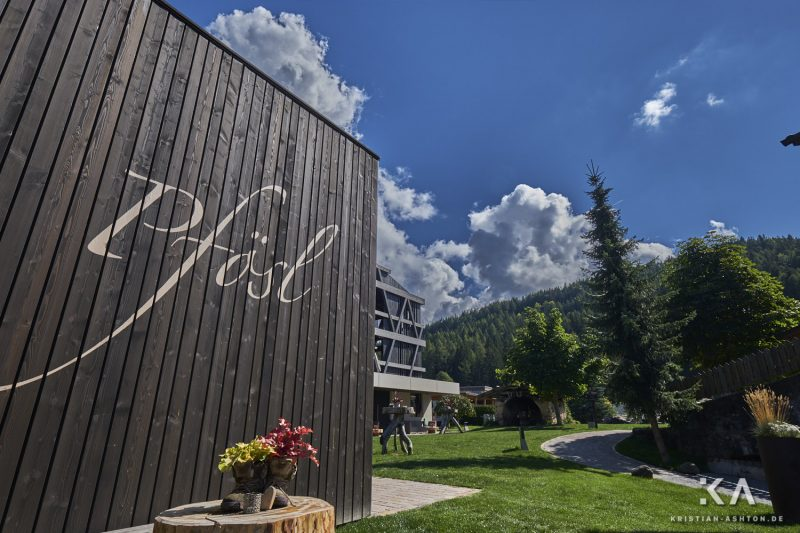 i bin a Pfösl! - our absolute favourite hotel and second home